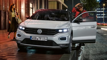 Volkswagen T-Roc design secrets revealed (sponsored) - front
