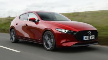 Mazda - front