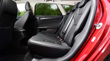 Ford Mondeo Hybrid Estate - rear seats