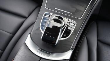 Mercedes GLC 350d 2017 - centre console