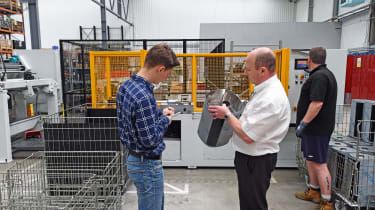 Suppliers in demand -  Mike Theaker/Martin Saarinen