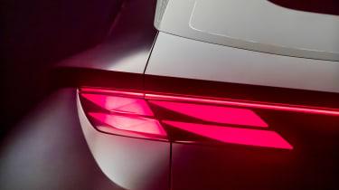 Hyundai Vision T - rearlight