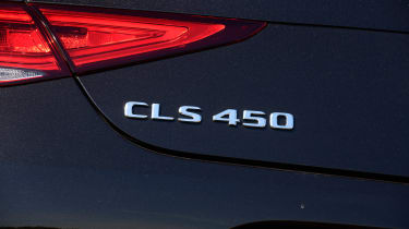 Mercedes CLS 450 - CLS 450 badge