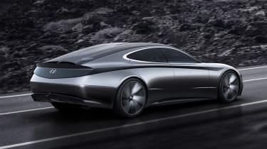 Hyundai Le Fil Rouge concept - rear