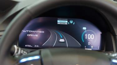 Honda autonomous car - tech