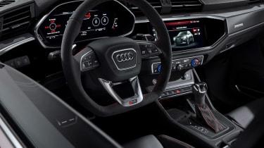 Audi RS Q3 - cabin