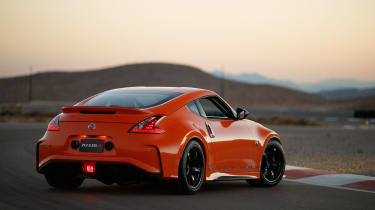 Nissan Project Clubsport 23 rear