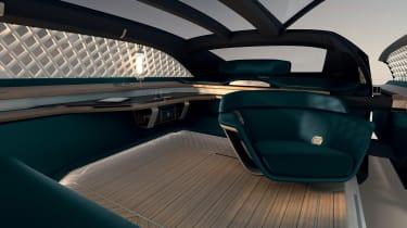 Renault EZ-Ultimo - interior