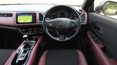 Honda HR-V Sport - dash