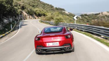 Ferrari Portofino - full rear