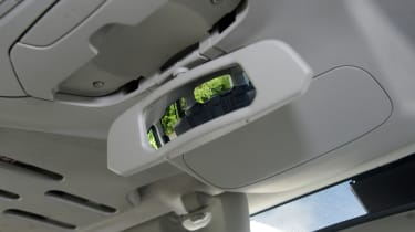 Ford Tourneo Connect interior detail