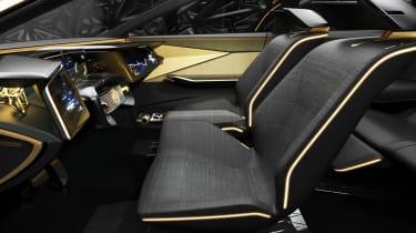 Nissan IM concept - front seats