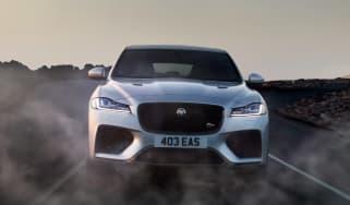 Jaguar F-Pace SVR - full front