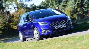 Ford S-MAX long-term - fourth report front