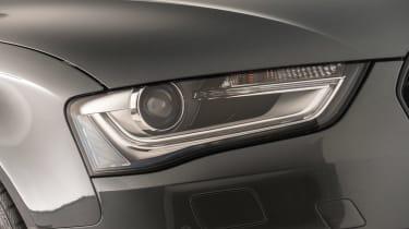 Used Audi A4 - lights