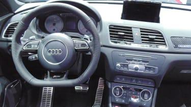 Audi RS Q3 Performance - Geneva show interior