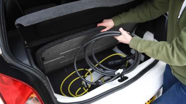 SEAT Mii electric - long termer final report charging cables