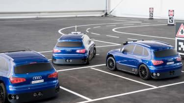 Audi Virtual Training Car RC Cars 3