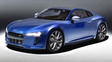 Audi R4 Coupe