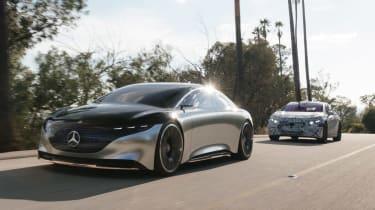 Mercedes EQS - teaser 2