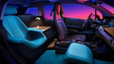 BMW i3 Urban Suite Concept - interior