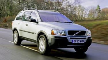 Best cars under £2,000 - Volvo XC90