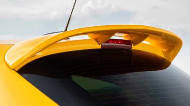 Vauxhall Corsa GSi - spoiler
