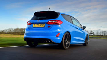 Ford Fiesta ST Edition - rear