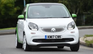 Smart ForFour ED - front