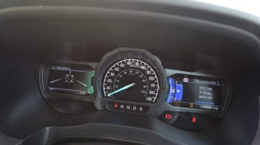 Ford Ranger - dials