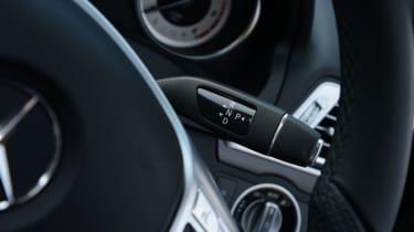 Mercedes E-Class Cabriolet detail