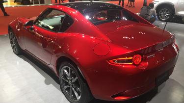 Mazda MX-5 RF - Tokyo update rear