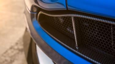 Aston Martin Vanquish S 2016 - grille