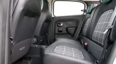 Renault Twingo Iconic Special Edition - rear seats