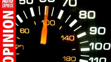 OPINION Speedometer