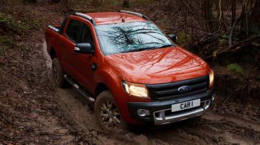 Half price heroes 10k - Ford Ranger