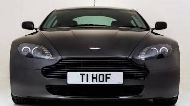 Aston Martin Vantage (used) - full front