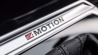 Volkswagen Arteon review - gold e-motion