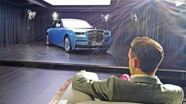 Building a Rolls-Royce Phantom - studio