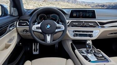 BMW 7 Series 760Li - interior