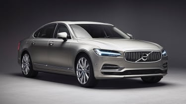 Volvo S90 Ambience concept - front