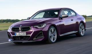 BMW M240i - front
