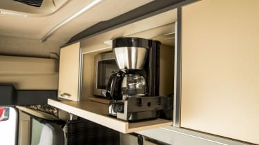 MAN truck coffee machine