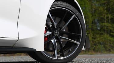 Toyota Supra - wheels