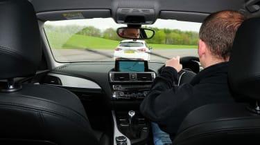 Interior driving