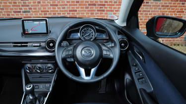 Mercedes C250 BlueTEC Estate AMG Line interior