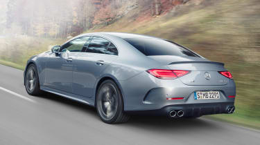 Mercedes-AMG CLS 53 - rear action