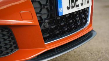 Audi TT Coupe - splitter