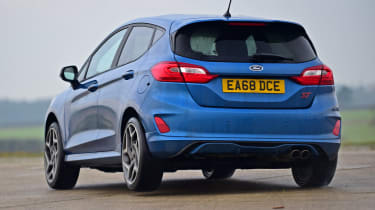 Ford Fiesta ST - long term third report rear cornering