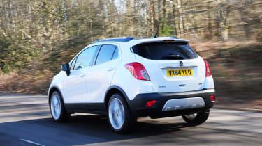 Vauxhall Mokka whisper diesel rear